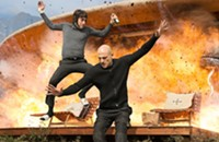 <i>The Brothers Grimsby</i>, <i>The Hound of the Baskervilles</i>, <i>Star Trek</i> TV box sets among new home entertainment titles