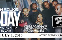 Grown Folks First Friday's w/Uptown Swagga