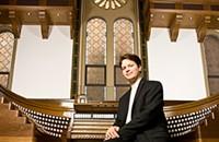 Paul Jacobs, organist