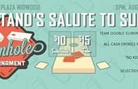 Kickstand's Salute to Summer Cornhole Tournament