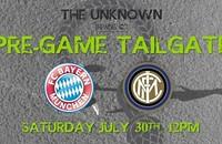FC Bayern Munchen vs Inter Milan Tailgate