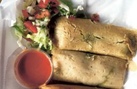 Tamaleria Laurita offers a mix of Mexican favorites