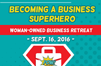 POW! Woman-owned Business Retreat