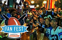 Fan Fest Bar Crawl
