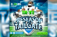 Panthers Preason Tailgate