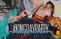 #KingDayParty @ Vault CLT - Labor Day Weekend