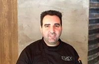 Three questions for Haim Aizenberg, chef and co-owner of Essex Bar and Bistro