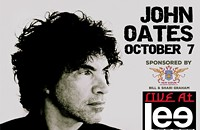 John Oates LIVE at Lee Street