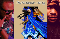 The Paperback Hero Launch Event