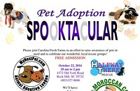 Pet Adoption Spooktacular