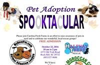 Pet Adoption Spooktacular