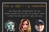 F*ck up night + 1 year celebration