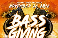 Nov 26th :: Bassgiving w/ LO IQ?