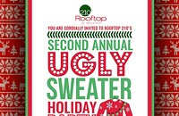 Second Annual Ugly Sweater Holiday Party & Clothing Drive