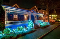Fourth Ward Holiday Home Tour