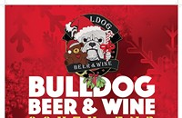 Bulldog Beer and Wine Anniversary and Holiday Party