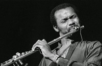 THE JAZZ ROOM: Kent Jordan plays Hubert Laws with Strings