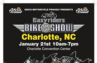 Easyriders Bike Tour 2017 Show Charlotte NC