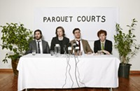 Win tickets to PARQUET COURTS w/Mary Lattimore!