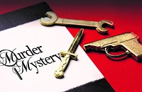Murder Mystery at Red Clay