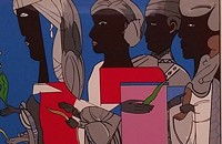 Black History Month - Romare Bearden Exhibit