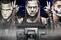 PWX WRESTLING RISE OF A CHAMPION XII