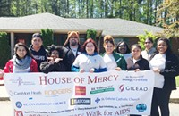 Walk for AIDS