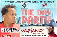 THE DAY PARTY OF ALL DAY PARTIES {Special Ed & Ed Lover}