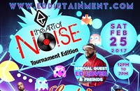 THE ART OF NOISE {Hosted By Ed Lover}