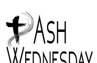 Ash Wednesday: Evening Service