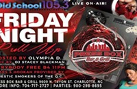 The Friday Night Pull Up w/Old School 105.3