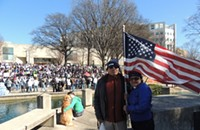 'A Day Without Immigrants' Draws More than 7,000 to Charlotte's Marshall Park