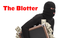 The Blotter: Watch the Car, Bro