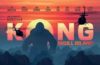 Win tickets to KONG: SKULL ISLAND!