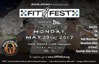 Jimmie Johnson Foundation Fit Fest
