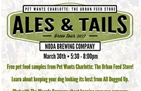 Ales & Tails: Brew Tour @ NoDa Brewing