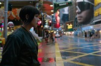 <i>Ghost in the Shell</i> is a vibrant enhancement