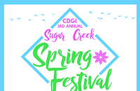 CDGI 3rd Annual Sugar Creek Sprint Festival