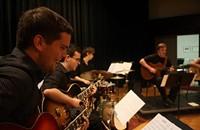 Winthrop University Jazz Guitar Ensembles