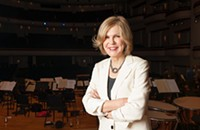 Mary Deissler Brings a Little Hendrix and Radiohead to the Symphony