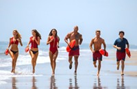 <i>Baywatch</i> barely earns its place in the sun