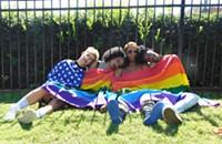 Blame the Youth Invigorate Charlotte Pride
