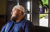 Muslim in Charlotte: Duston Barto