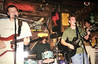 Musicians Find Their Jam at Smokey Joe's Cafe