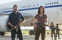 <i>7 Days in Entebbe</i> dances around dramatics