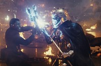 <i>Justice League, The Shape of Water, Star Wars: The Last Jedi</i> among new home entertainment titles