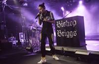 Bishop Briggs stuns sold-out Underground