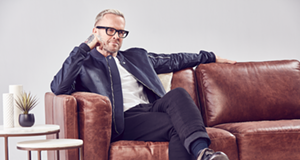 Celebrity Trainer Bob Harper Meets with Charlotte Heart Attack Survivors
