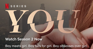"""You"" Season 2 - Available now on Netflix!"