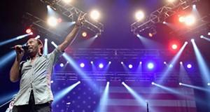 "Lee Greenwood's ""God Bless the U.S.A."" Tops Billboard Sales Chart"
